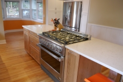 Seattle Traditional Kitchen Remodel