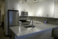 After  - Seattle Modern Kitchen Remodel