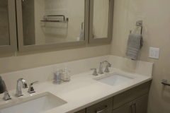 Seattle Transitional Guest Bathroom Remodel