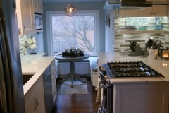 After - Seattle Transitional Kitchen Remodel