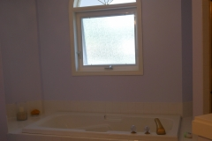 Shoreline Master Bath Remodel - Tub Before