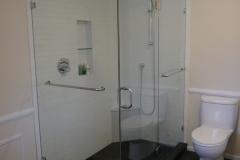 Shoreline Master Bath Remodel - Shower After