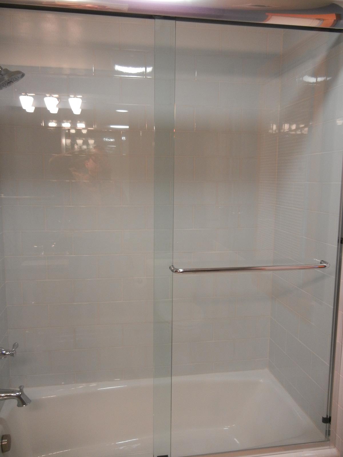 shower doors fixtures