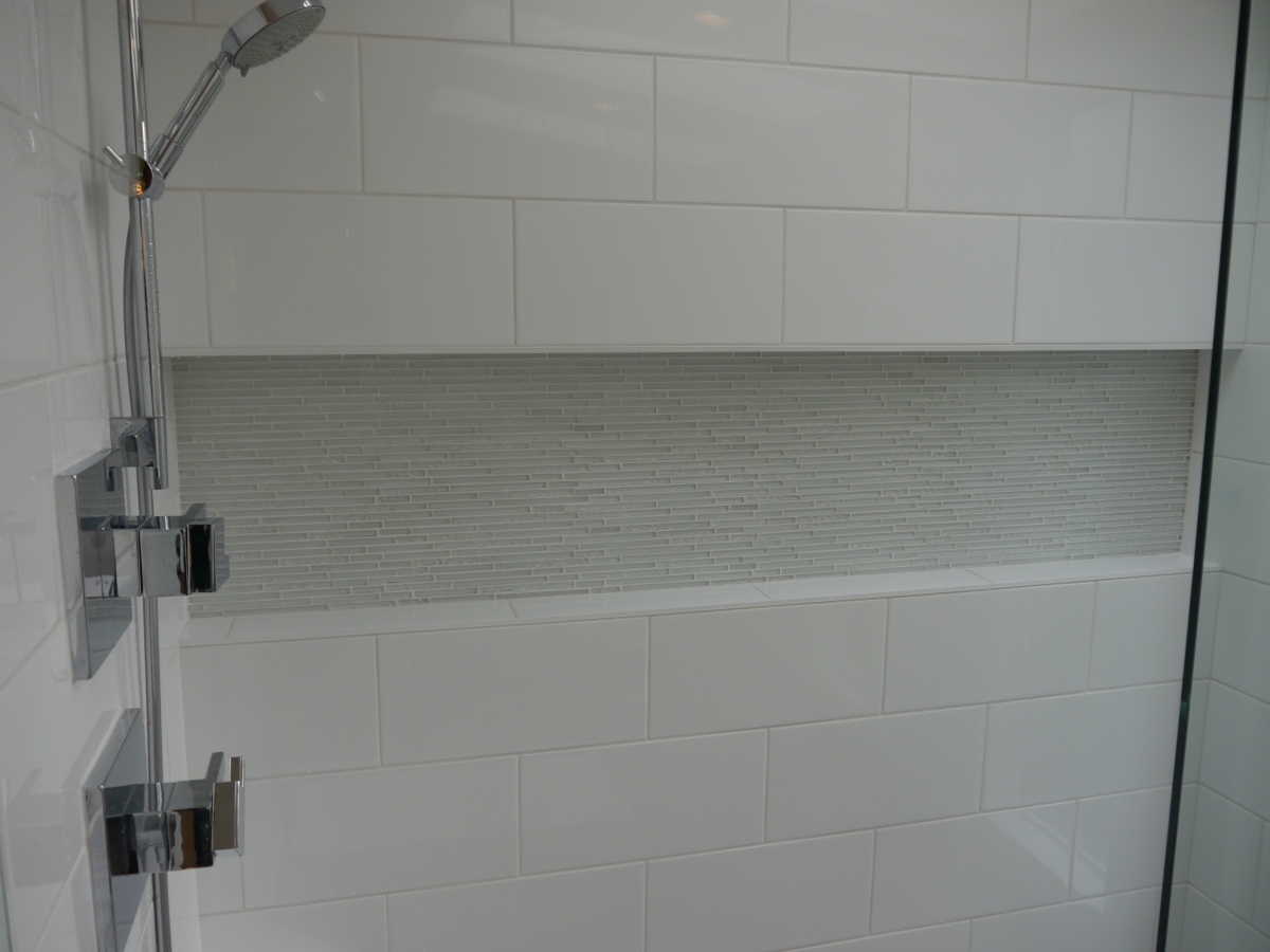 Shower & Tub Niches