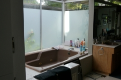 Bellevue - Woodridge Master Bath Remodel - Tub Before