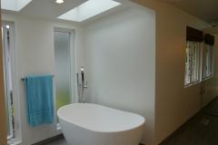 Bellevue - Woodridge Master Bath Remodel - Tub After