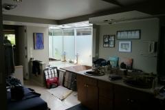 Bellevue - Woodridge Master Bath Remodel - Shower Location Before