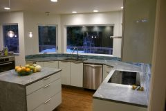 Woodinville Modern Kitchen Remodel