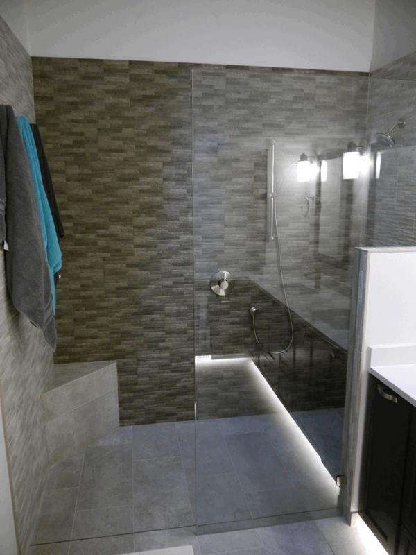 Woodinville Modern Bath Remodel Innovative Kitchen Amp Bath