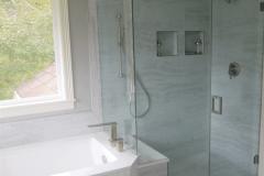 Woodinville Modern Master Bathroom Remodel - After