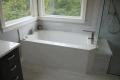 Woodinville Modern Master Bathroom Remodel