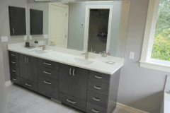 Woodinville Modern Master Bathroom Remodel - After