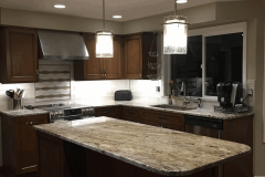 Woodinville Traditional Kitchen Remodel - After