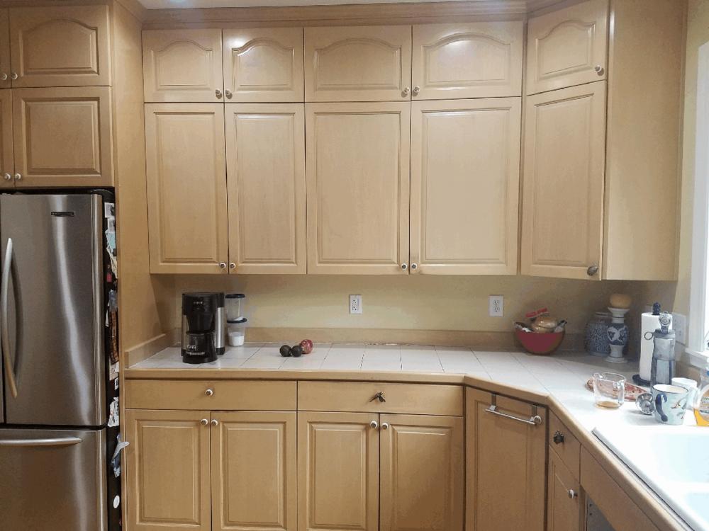 Woodinville Transitional Kitchen Reface Innovative