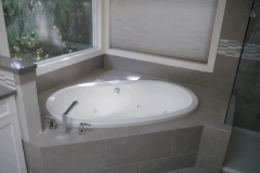 Woodinville Transitional Master Bath Remodel