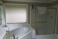 Woodinville Transitional Master Bath Remodel - Before