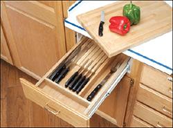 Knife Holder & Cutting Board