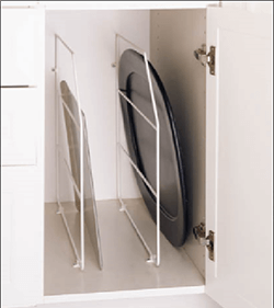 Tray Dividers - Chrome