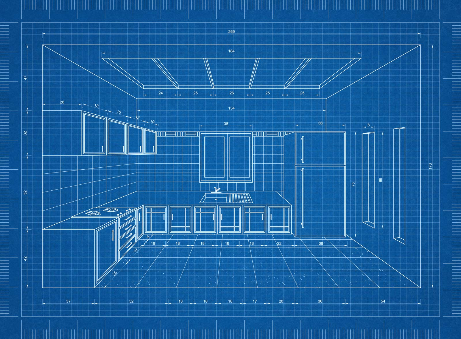The layout of your kitchen is key to deciding what you'll do with your remodel.