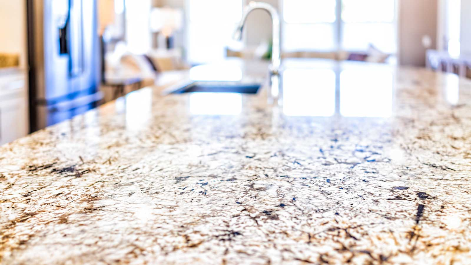 Caring for granite countertops is easy – but you need to know a few tips.