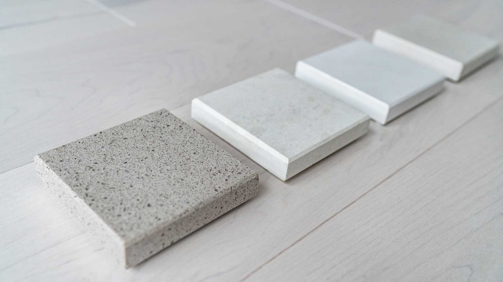 Quartz countertops are durable, beautiful, and easy to maintain.